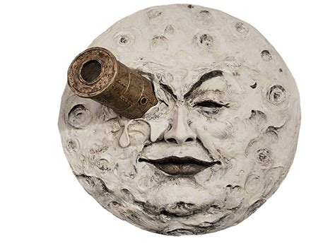george melies voyage to the moon the moon of georges melies wall plaque from le voyage dans