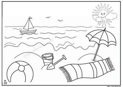 beach coloring pages bltidm