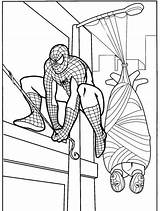 Pages Robbers Coloring Spiderman Cartoon Colouring Printable Caught Robber Bank Michael Disney Template Xd Cartoons Bad Guy Fra Gemt sketch template