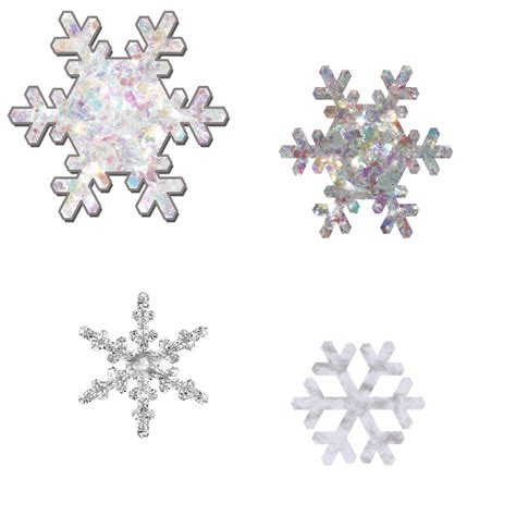 Transparent Background Snowflake Border by Snowflakes Transparent Png Pictures Free Icons And Png
