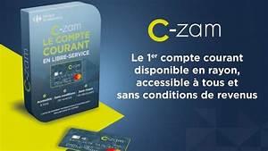 Carrefour Assurance Auto Avis : c zam le compte courant en ligne de carrefour banque ~ Medecine-chirurgie-esthetiques.com Avis de Voitures