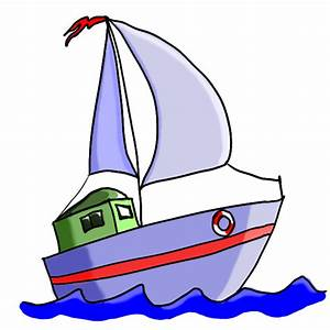Cartoon Yacht - ClipArt Best
