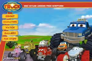Animated Monster Trucks