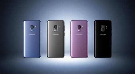 samsung galaxy s9 s9 new android smartphones announced