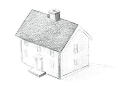 Haus Zeichnen Lernen by Haus Selber Zeichnen Anleitung Dekoking Diy