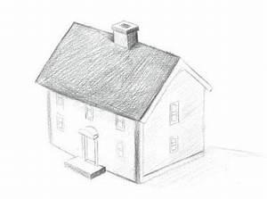 Haus Zeichnen 3d : haus selber zeichnen anleitung dekoking diy bastelideen dekoideen zeichnen lernen ~ Watch28wear.com Haus und Dekorationen