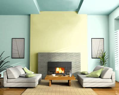 Hazel walls, Tupelo Tree accent wall, surf green ceiling