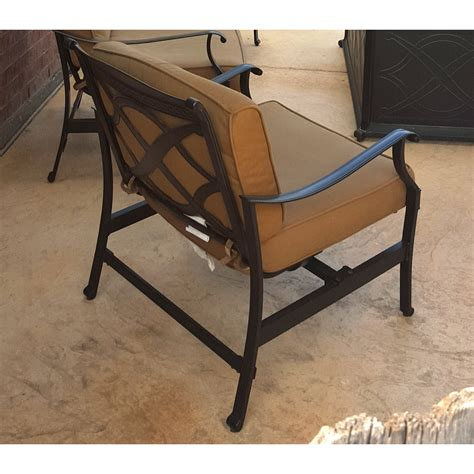 Hton Bay Patio Chair Covers by Hton Bay Pit Set Replacement Cushions 28 Images