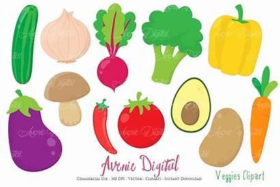 Vegetables Clipart Printable Vegetable Clip Illustrations Graphics