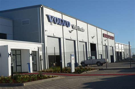 volvo truck service center volvo group opens new r45 m bloemfontein dealership