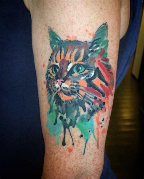 cool cat tattoo  tattoo ideas gallery
