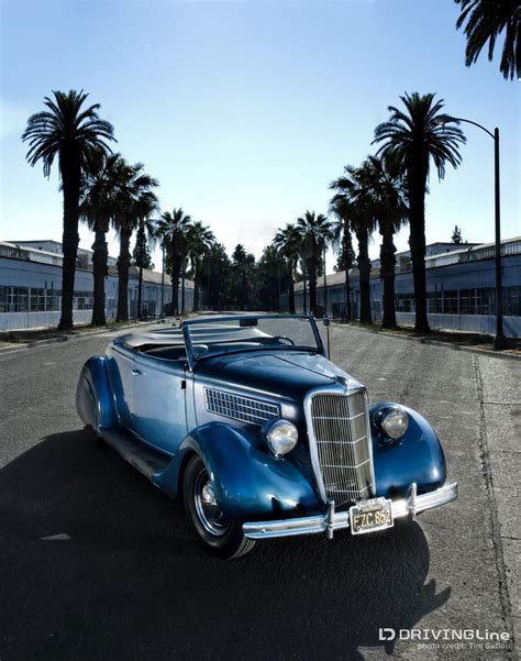 Custom Styling Of The '40s Ralph Flaaten's 1935 Ford