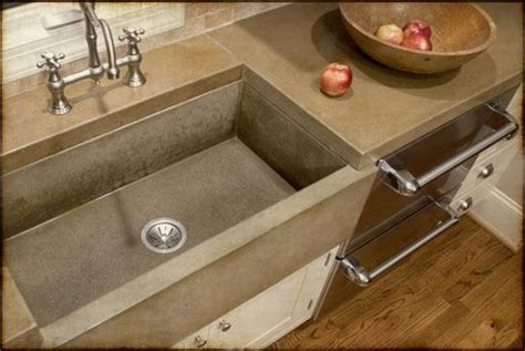Lucky Pie Bathroom Concrete Sink 17 Best Images About Integrated Concrete Sinks On