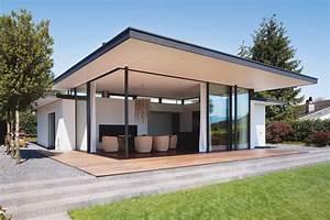 Kleine Häuser Architektur : kleiner pavillon am z richsee kleines haus bauen massivhaus ~ Sanjose-hotels-ca.com Haus und Dekorationen