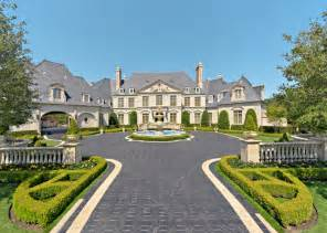 design a mansion residence formal luxury traditional exterior dallas by harold leidner