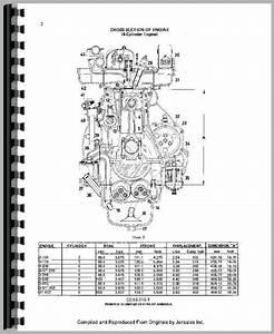 International Harvester D268 Engine Service Manual