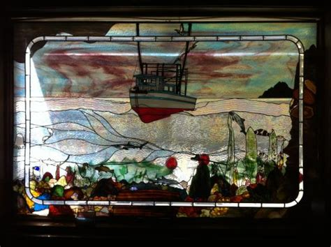 Shrimp Boat Manny S Livingston Tx Menu by Stained Glass Windows Picture Of Shrimp Boat