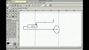 Circuit Diagram Using Dia