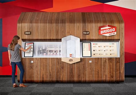 Briggo will not be sfo's first coffee robot. coffee haus: yves behar designs the ultimate coffee experience