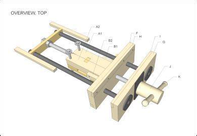 woodworking vise plans bing images workshop pinterest woodworking vise  woodworking