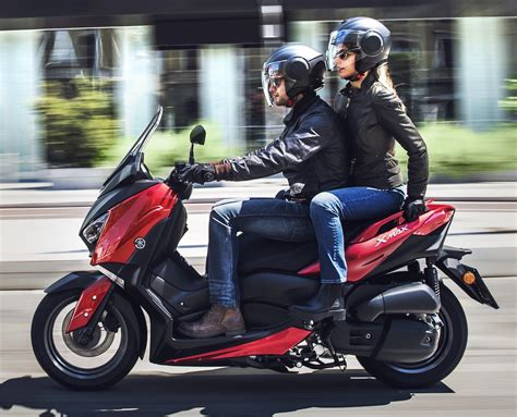 2018 Yamaha X-max 125 Scooter Released In Europe Paul Tan