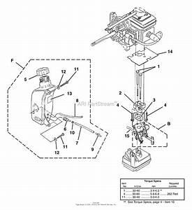 Homelite Vac Attack Blower Ut-08052-c Parts Diagram For Carburetor