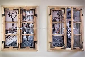 Alte Holzfenster Deko : klaus dannerbauer bilderrahmen aus alten holz fenster wohnen m bel deko pinterest ~ Sanjose-hotels-ca.com Haus und Dekorationen