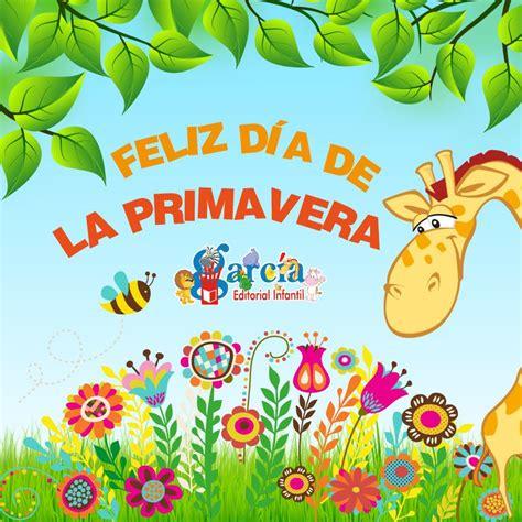 ¡Feliz Día de la #Primavera #UnDíaComoHoy del #mesdemarzo