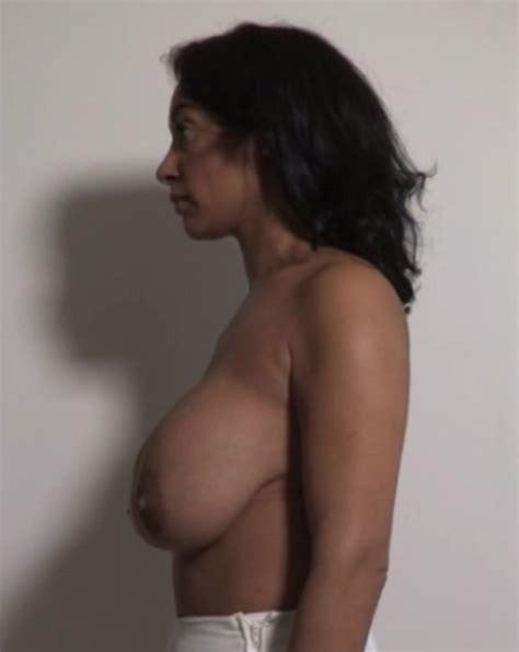 Priya Price Oiling Up Her Boobs