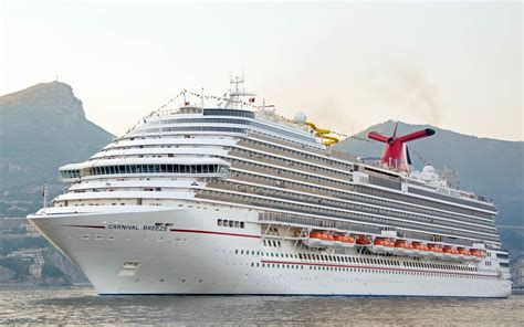 Carnival Breeze  Travel + Leisure