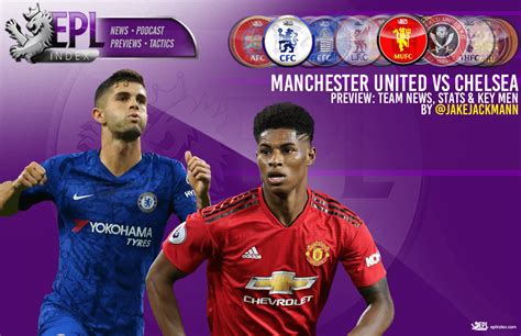 Manchester United vs Chelsea Match Preview | Team News ...