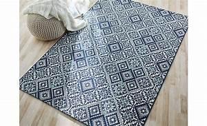 Tapis Escalier Saint Maclou : beautiful tapis archeo motif carreaux de ciment saint maclou with saint maclou tapis de couloir ~ Nature-et-papiers.com Idées de Décoration