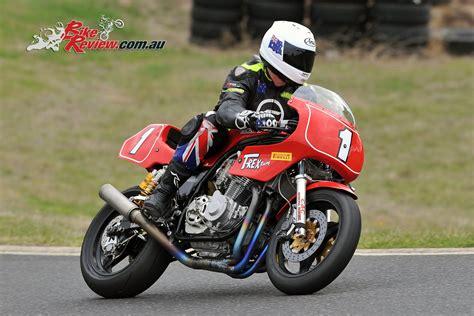 honda bike images t retro racer t rex harris honda bike review