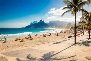 Stadtteil Von Rio De Janeiro : stadtteil und strand ipanema in rio de janeiro brasilien franks travelbox ~ Watch28wear.com Haus und Dekorationen