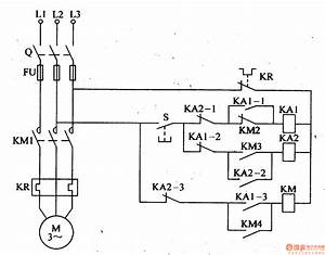 Motor Schematic Diagram