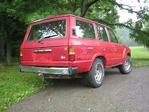 Purchase Used 1984 Toyota Fj60 Land Cruiser 4x4 In