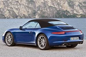 Used 2015 Porsche 911 Convertible Pricing