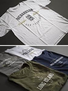 T Shirt Mockup Templates
