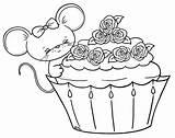 Coloring Mouse Potion Stamps Magic Digi Printable Sweet Sheets Bearywishes Ratoncita Fairy Colouring Mickey Freebie Bordado Treats Dibujos Afkomstig Guardado sketch template