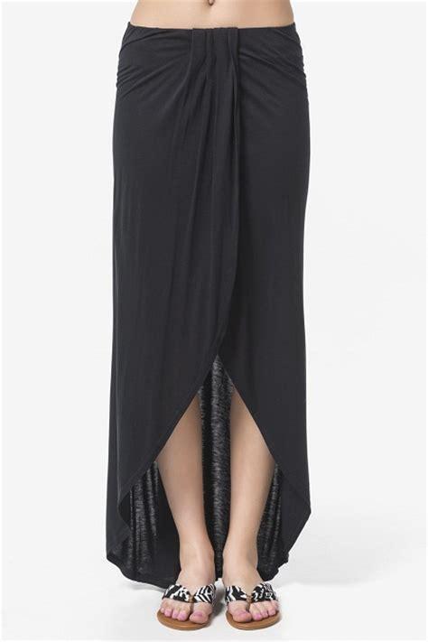 draped maxi skirt draped skirt dressed up