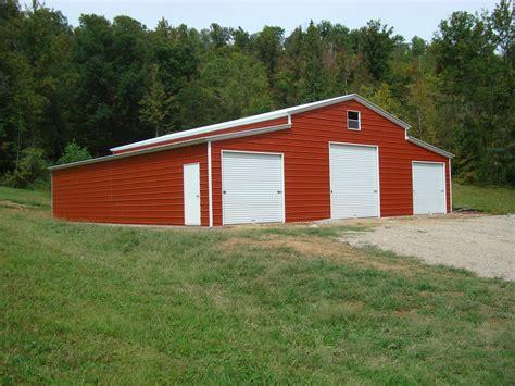 kansas ks metal garages barns sheds  buildings