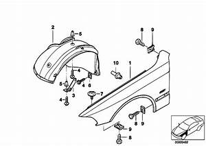 Original Parts For E39 525td M51 Sedan    Bodywork   Side