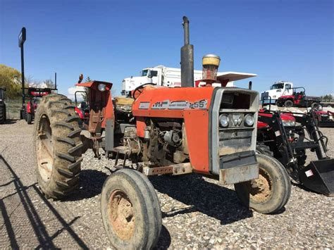 1977 Massey Ferguson 255 For Sale in Idaho Falls, ID ...