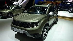 Dacia Duster Prestige 2018 : 2018 dacia duster prestige dci 110 exterior and interior geneva motor show 2018 youtube ~ Medecine-chirurgie-esthetiques.com Avis de Voitures