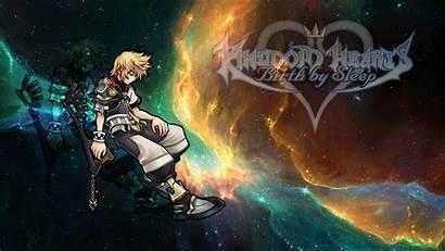 Hearts Kingdom Sleep Birth Background Roxas Sora