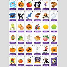 Halloween Printable Flashcards  Festival Collections