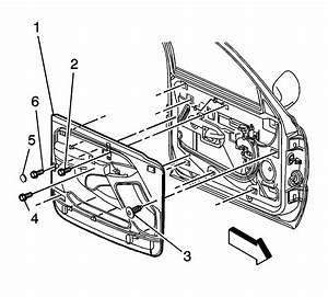 Cadillac Dts Rear Door Panel Removal