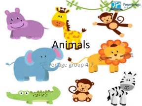 PowerPoints for Kids Animals