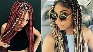 African Braids Hairstyles For Black Women 2019 Braided