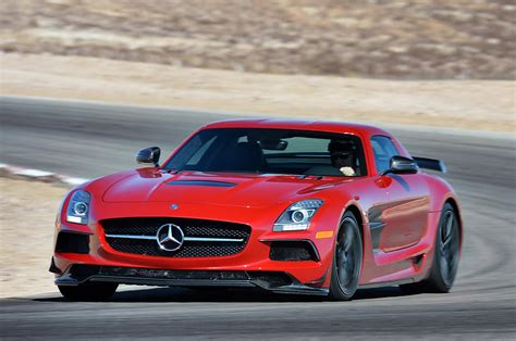 Automotiveblogz 2018 Mercedes Benz Sls Amg Black Series